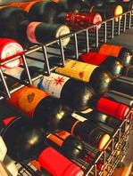 ワインに自信あり!ワインに合う料理の数々…