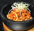 料理メニュー写真タッカルビ丼