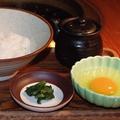 料理メニュー写真【養鶏場直送!!】オクノさんの卵かけごはん