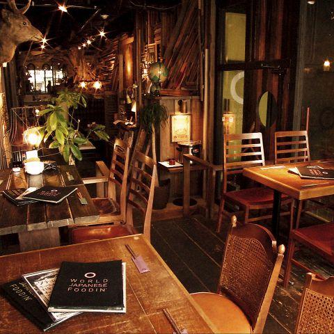 WORLD JAPANESE FOODIN' EN (エン) |店舗イメージ2