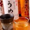 全国47種の梅酒をご用意。梅酒スタンプラリーもございます。梅酒の飲み比べもお楽しみいただけます。