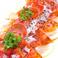 ●ノルウェー産サーモンのカルパッチョ