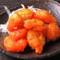 料理メニュー写真エビマヨ、エビチリ