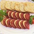 料理メニュー写真チーズ&サラミ