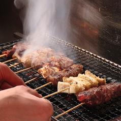 串と伝説のテール煮 大手筋店の写真