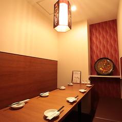 四川厨房 大船店の雰囲気1