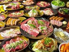 焼肉食べ放題 カルビ市場 博多駅筑紫口店の特集写真