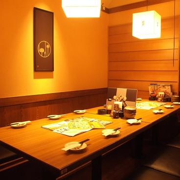 JAPANESE DINING 和民 都賀店の雰囲気1