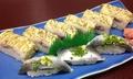 料理メニュー写真いわしセット寿司