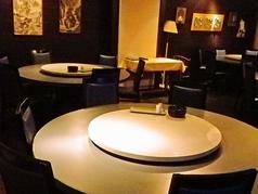 落ち着きのある広々とした店内。友達との食事会、同僚との飲み会にもぴったりです!ゆっくりとお食事をお楽しみください♪
