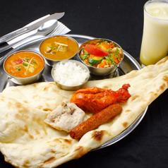ローラン 本格インド料理のコース写真