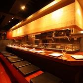 鉄板和食とおばんざい 亀八の雰囲気3
