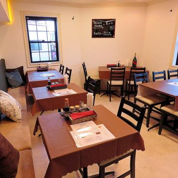 ハンバーグ&ワイン食堂 井の頭モンスター 三鷹台店の雰囲気1