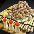 料理メニュー写真イカのゲソ揚げ