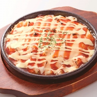 山芋ふわとろ焼(もちチーズ)