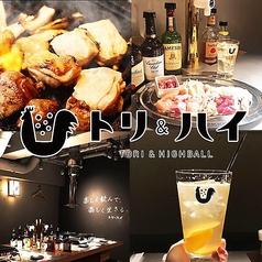 鶏焼肉専門店 トリ&ハイ 田町本店の写真