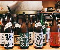 日本酒好きの玄人が通う。豊富な広島地酒でおもてなし