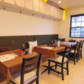ハンバーグ&ワイン食堂 井の頭モンスター 三鷹台店の雰囲気2