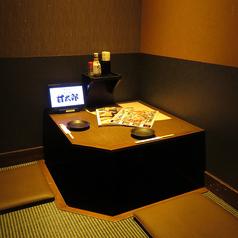 最強★2名様のラブ個室!デート利用時人気No.1個室です♪秋葉原でのデートの際に、ぜひご利用くださいませ。