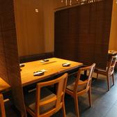 「なかの家」では、お食事を美味しく頂けて、ゆったりと寛いで頂くように「和・モダン」のテイストで心落ち着く空間づくりをしております。ご宴会はもちろん、接待や記念日、誕生日、送別会など大事なお客様とのお食事にもぜひご利用ください。
