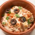 料理メニュー写真アンチョビポテトサラダ
