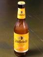 【シェッファホッファ(ドイツ)】小麦の風味を活かした適度な重みのある世界的に人気のビール。控えめなホップとシトラスのような酸味が特徴です!