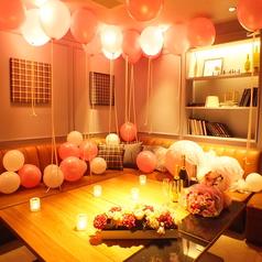 誕生日Partyは、ココで決まり!心斎橋CHECK ROOM SURVICEまで★