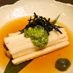 料理メニュー写真ALL¥500均一★山芋のネバネバオクラがけ