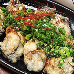広島産 牡蠣の醤油バター(冬季)