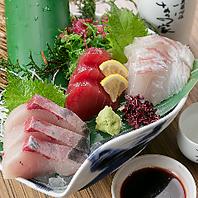 【京橋駅から徒歩1分】旬の鮮魚が毎日入荷!