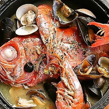 魚とワイン はなたれ onikaiのおすすめ料理1