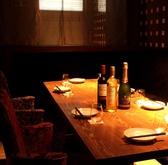 ■3名様でも悠々座れるソファ個室席■当店自慢のカップル個室は限定2席!横並びのカップルシートは、6席(スダレで区切っております)■