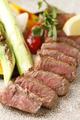 料理メニュー写真特選A4黒毛和牛 霜降り和牛サーロイン(100g~)