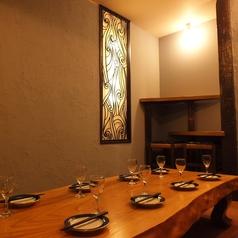 魚と自然薯 日本酒Bar 酒日の雰囲気1