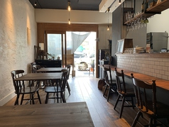 Cafe ...andの写真