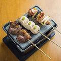 料理メニュー写真※その他、希少串は店内メニューをご覧ください。