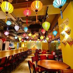 ベトナム料理 NONLA ノンラー 本町店の雰囲気1
