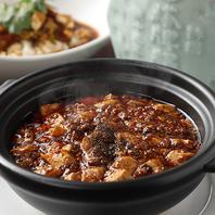 多彩な中国料理が勢ぞろい