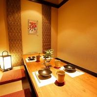 阪急京都線 烏丸駅から徒歩3分!おしゃれな完全個室♪