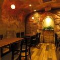 【サク飲み×ワイン】お洒落な地下バル空間で味わうワインは最高!美味しいお料理とワインでお洒落に過ごしてみてはいかがでしょうか?