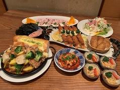 居酒屋食堂 くすくすダイニング 富山店のコース写真
