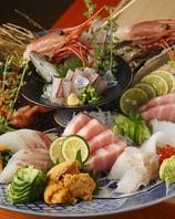 豊洲からの高級食材を、とにかく安く。