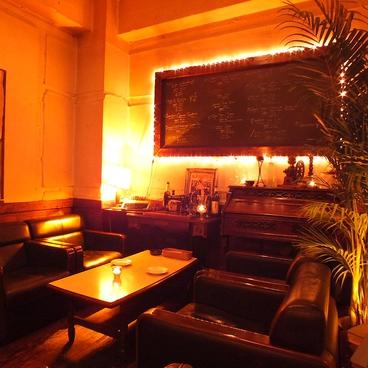 FLOU CAFE フルゥカフェの雰囲気1