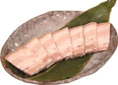 料理メニュー写真スーチカー (豚肉の塩漬け)