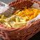 料理メニュー写真ダブルチーズポテト