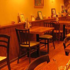 【2名様席】普段のお食事から、デートや記念日にも♪ご要望にもできるだけご対応いたしますので、お尋ねください♪