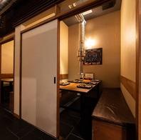 【全席完全個室】全7部屋完備!ランチ・記念日・宴会