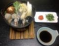 料理メニュー写真いわしちり鍋