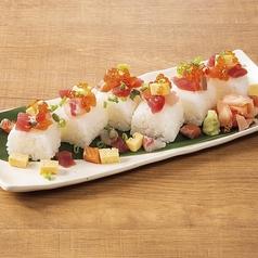 海鮮のっけ寿司