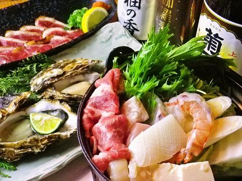 素材の旨味を最大限にいかす料理が楽しめるお店。ポン酢や梅塩など調味料も手作り。